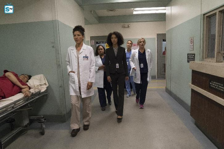 Grey's Anatomy - You Can Look (But You'd Better Not Touch) - Review + Poll
