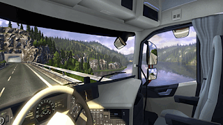 Euro Truck Simulator 2 Scandinavia (PC)