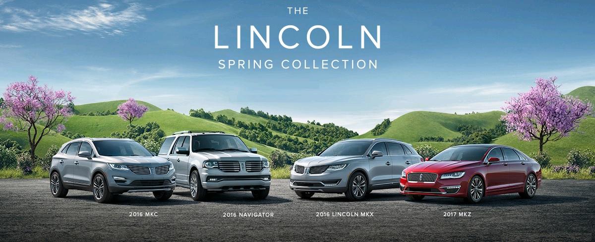 Các dòng xe của Lincoln là dòng xe hạng sang đỉnh cao nhất của Mỹ