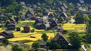 Aldeas sostenibles en Japón