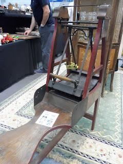 Maquina cardadora de lana desembalaje de Arriondas