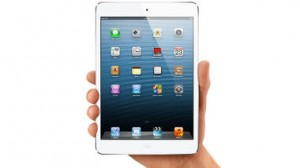 Enter to win an iPad Mini. Ends June 18 at 11:59 pm PST