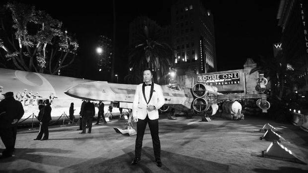 Donnie Yen Star Wars 'Rogue One' bersiap jadi artis Hollywood