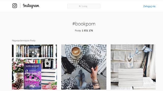 media społecznościowe, ksiązki, promocja książki, promocja czytania, #bookporn