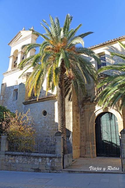Iglesia de San Pablo, Baeza