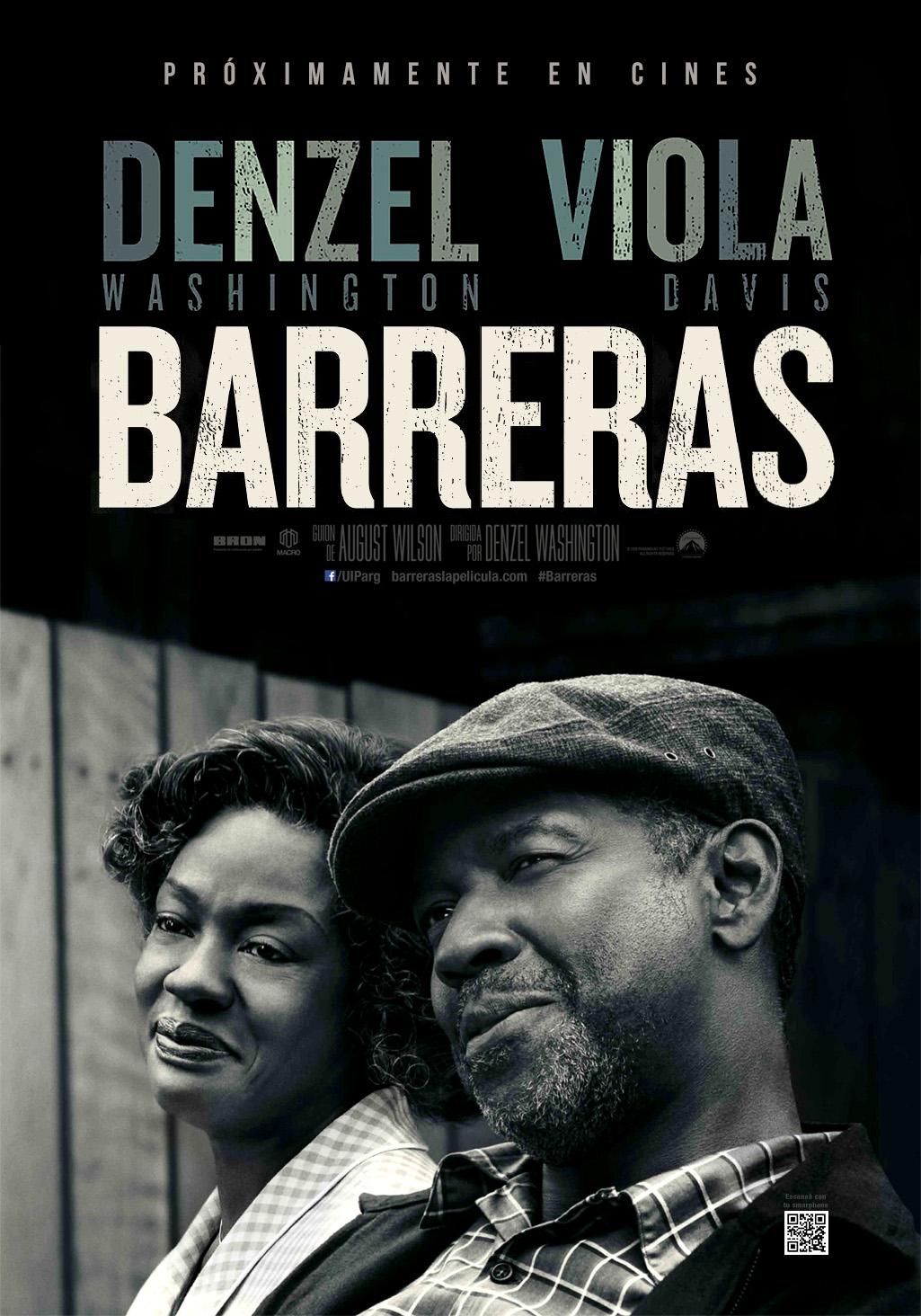 Barreras Poster Latino JPosters - Estos son los nominados a los premios Oscar 2017