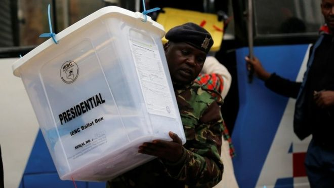 Security tightened as Kenya goes to polls