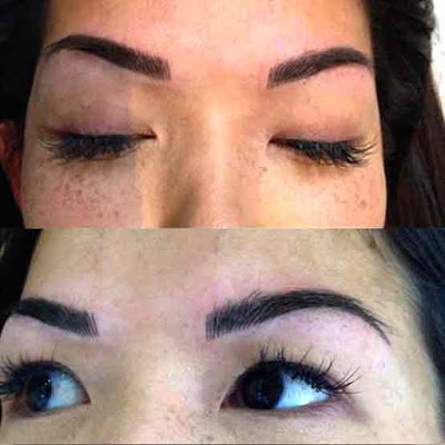 The Best Cosmetic Eyebrow Tattoo