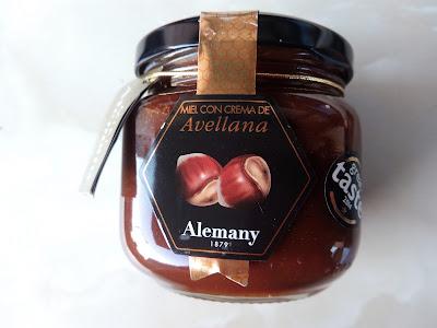 Miel-crema-avellana