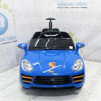 Mobil Mainan Aki Pliko PK6818