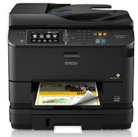 Epson WorkForce Pro WF-4640 Driver (Windows & Mac OS X 10. Series)