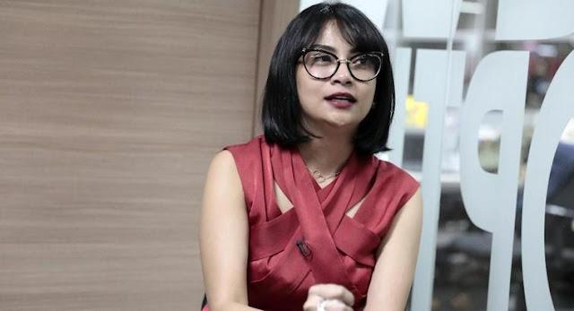 Vanessa Angel Sering Pose 'Nakal', Dwi Andhika: yang Penting Dia Bahagia
