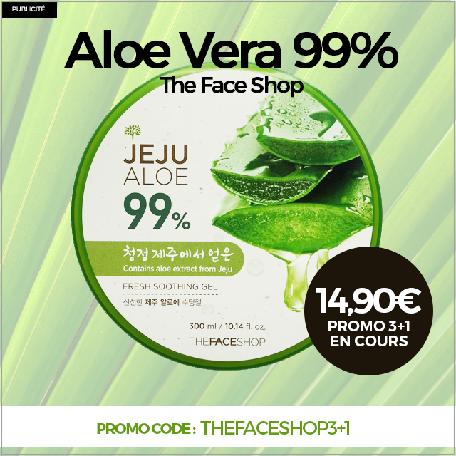 Aloe Vera 99% The Face Shop