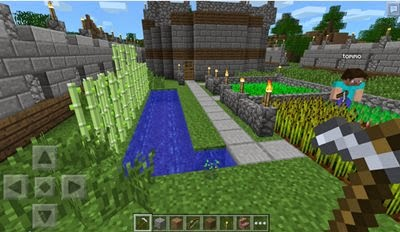 Minecraft - Pocket Edition Apk morning star