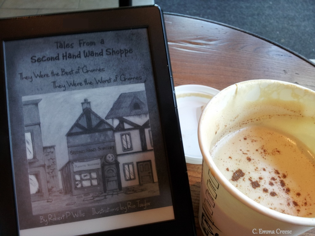 Tales from a Secondhand Wand Shoppe – E-Book Review