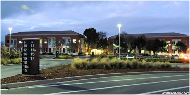 Ruta Tecnológica por San Francisco: Facebook