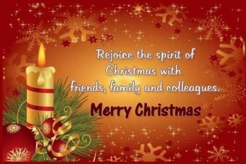 short christmas quotes for friends and family