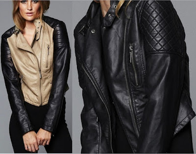 Buy Women's Leather Jackets Online