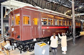 ナデ 6110 形式 6141 号電車 国の重要文化財指定