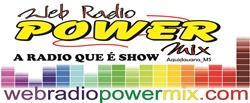 Rádio Power Mix - Web rádio - Aquidauana / MS