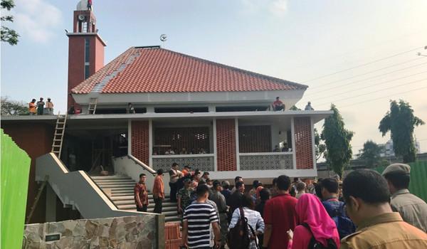 Janji Ahok-Djarot Lunas Tepat Waktu, Masjid Kalijodo Rampung, Apakabar Rumah Tanpa DP?