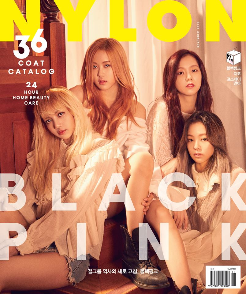 BLACKPINK Korean Girl Group