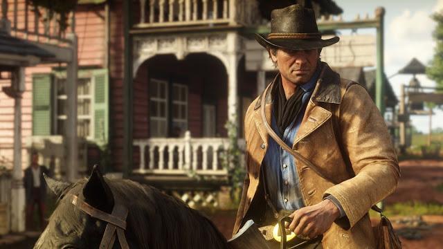 بالصور بعض اللاعبين تحصلوا على نسخة أولية من لعبة Red Dead Redemption 2 على جهاز PS4 ، شاهد من هنا ..