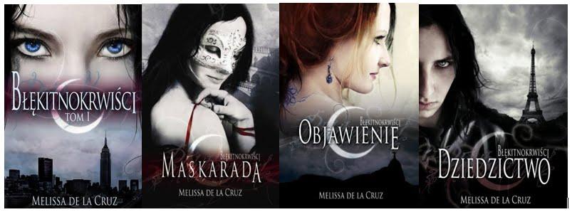 książki o wampirach i miłości dla młodzieży