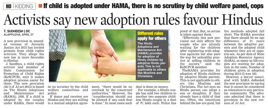 should adopted children given choice contacting their biological parents essay A: birth parents who choose to work with a private adoption agency should understand that private agencies take the birth parents' consent and permanent surrender of the child outside of court usually, the surrender takes place at the agency office, and often no attorneys are present.