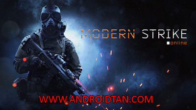 Modern Strike Online Mod Apk + Data v1.19.3 Unlimited Ammo Terbaru 2017