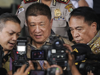 Pencekalan Aguan Dihentikan, KPK Bantah Karena Istana