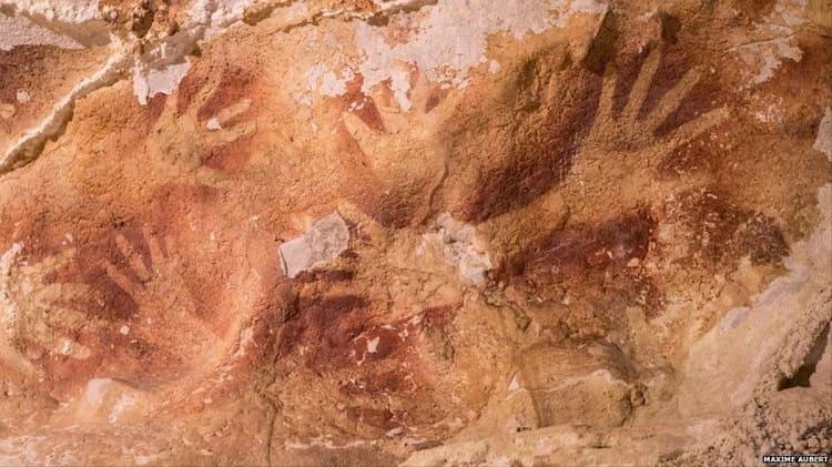 الفن الأقدم في العالم