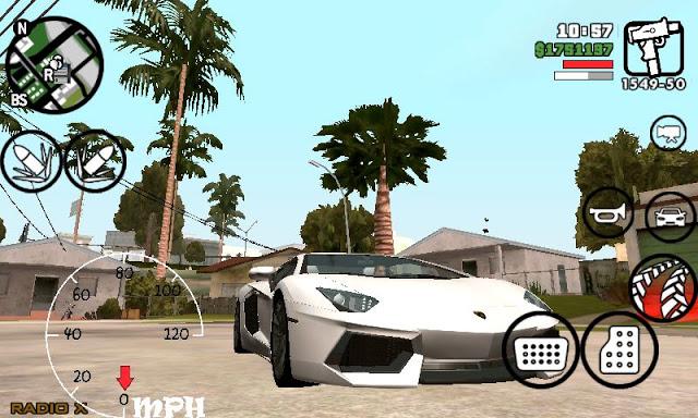 تحميل محبوبة الجماهير GTA 5 معدلة لهواتف الأندرويد ANDROID مجانا