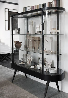 Glass Cabinets New York