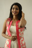 Aishwarya Lekshmi looks stunning in sleeveless deep neck gown with transparent Ethnic jacket ~  Exclusive Celebrities Galleries 004.JPG