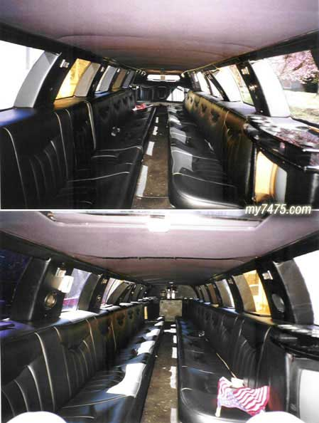 interesting things do you know world 39 s longest limousine. Black Bedroom Furniture Sets. Home Design Ideas