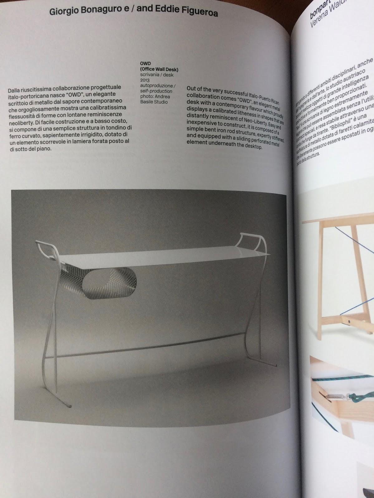 Oggetti A Basso Costo eddie figueroa feliciano: 20 years of new creativity, salone