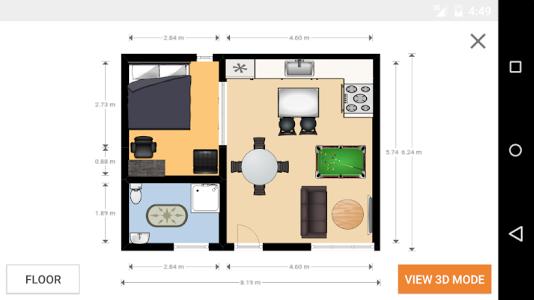 20 Kumpulan Aplikasi Android Desain Rumah Terbaik 3D 2D