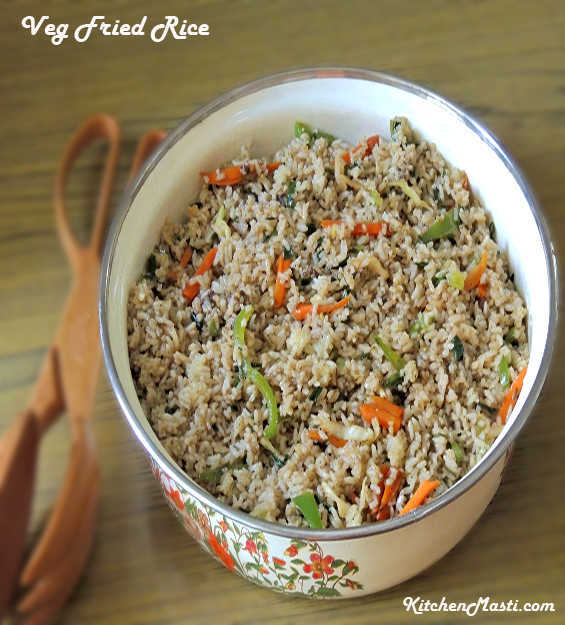 Veg+Fried+Rice+Recipe