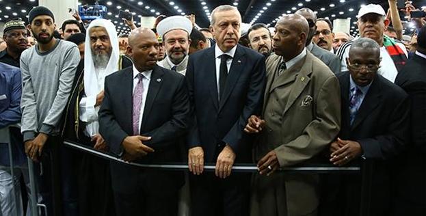 Banyak Larangan Untuk Presiden Turki, Erdogan Dalam Pemakaman Muhammad Ali