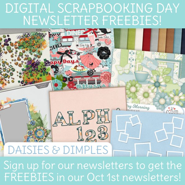 Newsletter-DSD FREEBIES