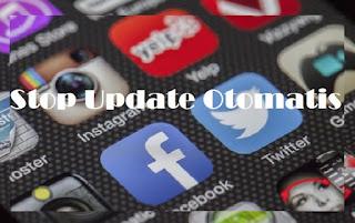 Cara Agar Aplikasi Android di Smarphone Tidak Update Otomatis, windows update