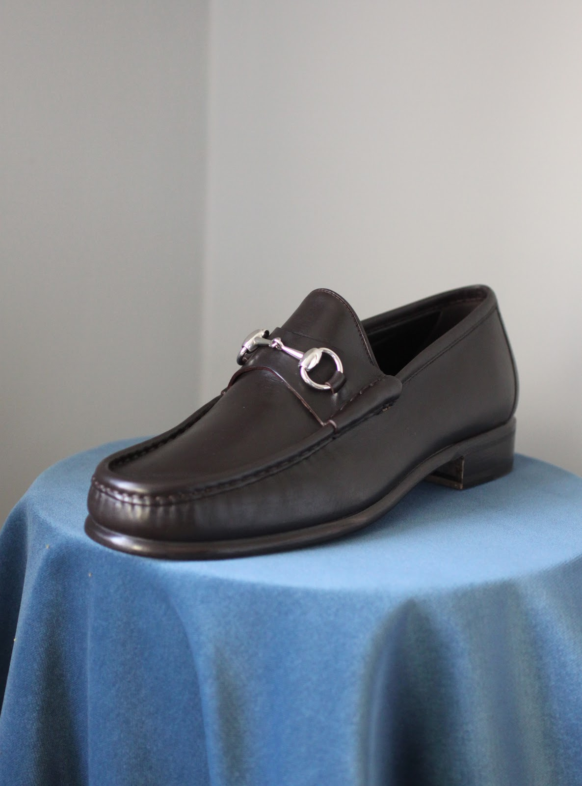 5d8921b03bb Reggie Darling  My Lifelong Love Affair with Gucci Loafers