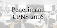Seleksi CPNS 2016