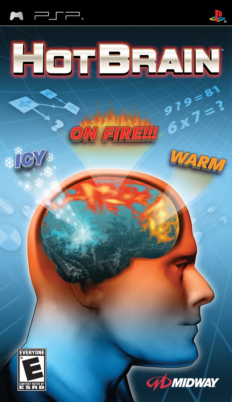 hot brain para psp