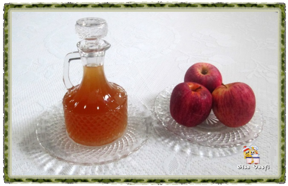 Vinagre de maçãs 9