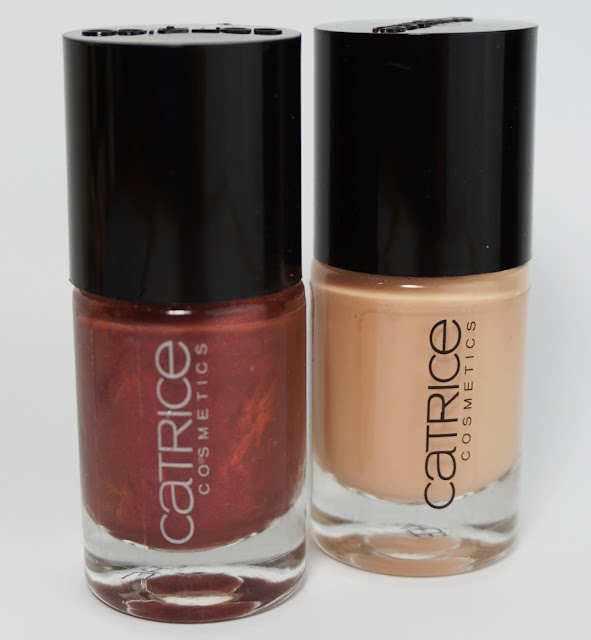 CATRICE - 100 Red Goes Nuts & 98 No Coffee Without Toffee
