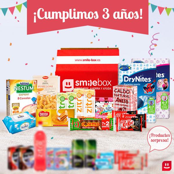 caja smilebox