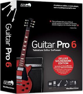 Software untuk Belajar Melodi Gitar