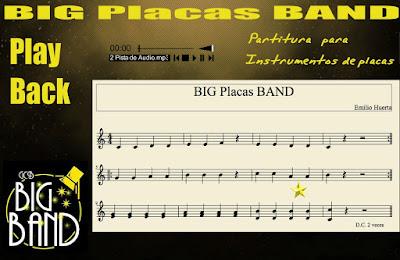 BIG  PLACAS BAND